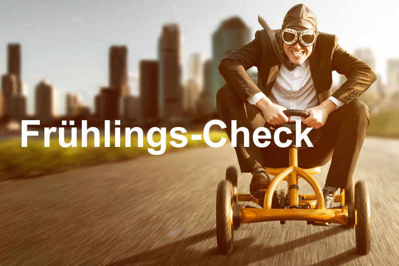 Frühlings-Check, 18-Punkte Check, Hammer Auto Center AG